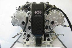 AER P60 LMP1 engine