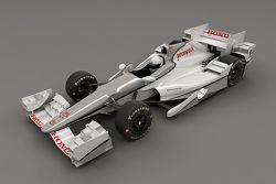 Honda-Aerodynamik-Kit für kleine Oval- und Straßenkurse