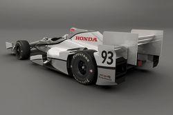 Honda kit aerodinámico óvalos y callejeros