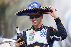 Ganador Sébastien Ogier, Volkswagen Polo WRC, Volkswagen Motorsport