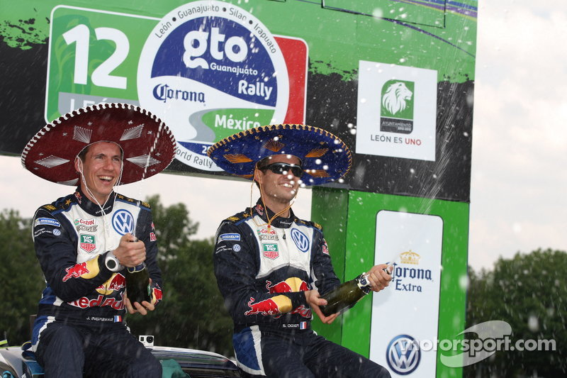 2015: Sébastien Ogier y Julien Ingrassia, Volkswagen Polo R WRC