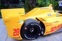 Le nouveau kit aéro Honda