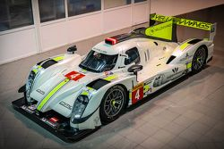 The new ByKolles CLM P1/01 LMP1