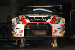 Área de garaje Nissan