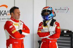 Christophe Bourret und Jean-Philippe Belloc