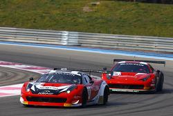 #10 Akka ASP Ferrari 458 Italia: Jean-Philippe Belloc, Christophe Bourret