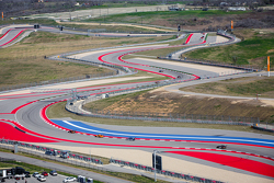 Circuit of the Americas, Blick vom Turm