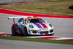 #13 ANSA Motorsports Porsche 911 GT3 Kupası: Lorenzo Trefethen