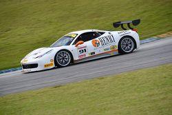 #91 Ferrari de Long Island Ferrari 458: Anthony Imperato
