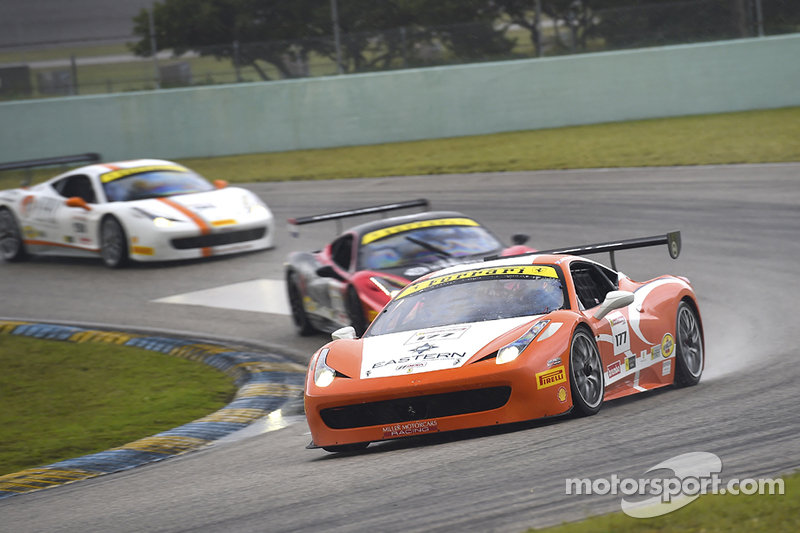 #177 Miller Motorcars, Ferrari 458: Joe Courtney