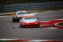 #60 Wright Motorsports, Porsche 911 GT3 Cup: Santiago Creel