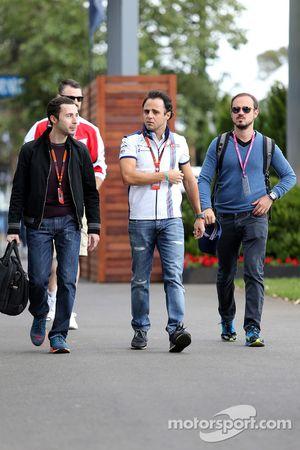 费利佩·马萨, 威廉姆斯车队和他的经纪人Nicolas Todt