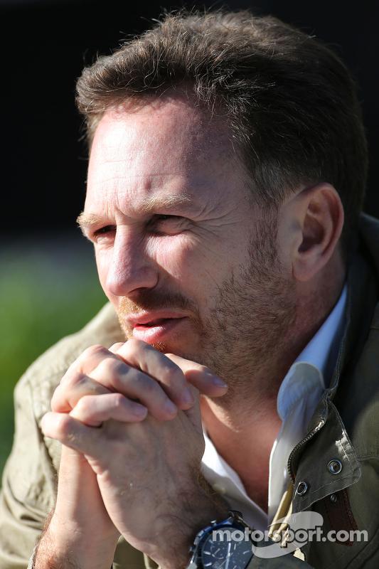 Christian Horner, Red Bull Racing, Sportdirektor