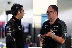 Tom McCullough, Sahara Force India F1