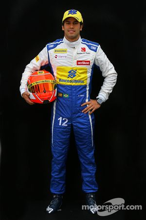 فيليبي نصر، فريق ساوبر أف1