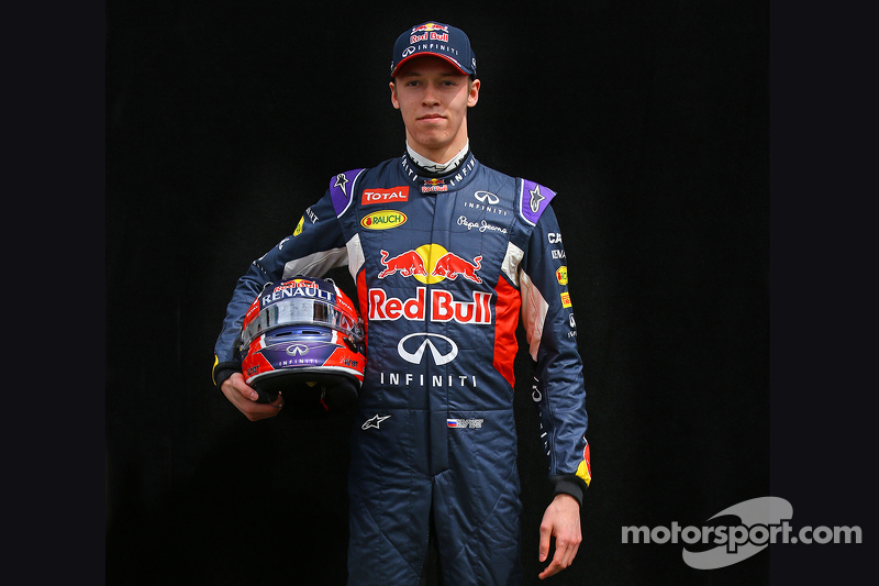 Daniil Kvyat, GP Australia 2015 (Abandono)