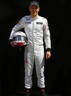 Кевін Магнуссен, McLaren
