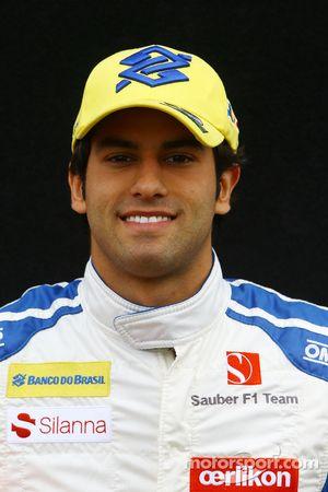 Felipe Nasr, Sauber F1 Takımı