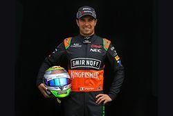 سيرجيو بيريز، سهارا فورس إنديا للفورمولا واحد