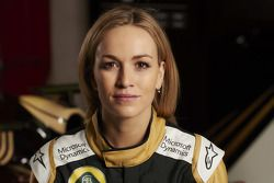Carmen Jorda, Lotus F1 Team developmental driver