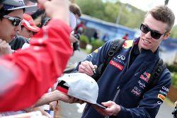 Даниил Квят, Red Bull Racing