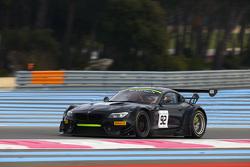 #92 DKR Engineering Lamborghini: Nicky Catsburg