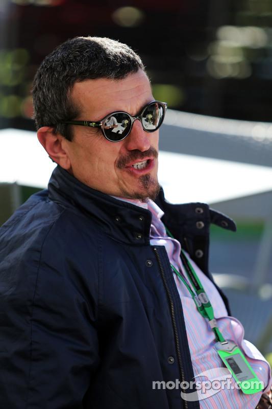 Guenther Steiner, Teamchef Haas F1 Team