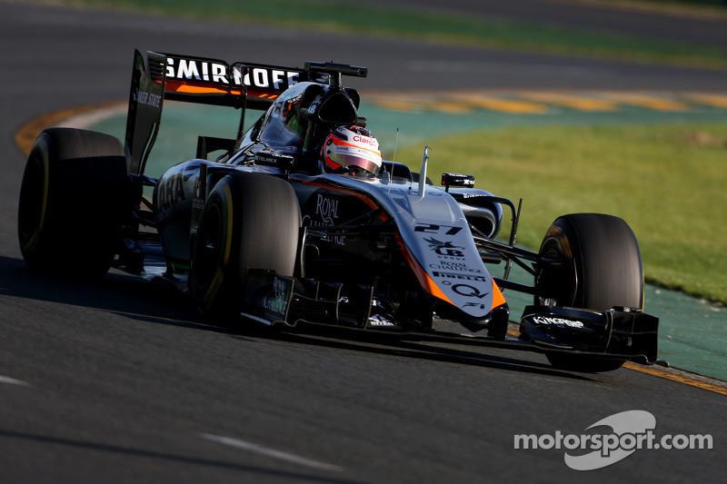 2015 : Force India VJM08