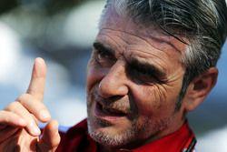 Маурицио Арривабене, руководитель Scuderia Ferrari