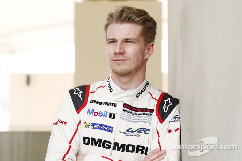 Nico Hülkenberg, Porsche Team