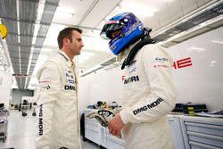 Romain Dumas and Marc Lieb, Porsche Team