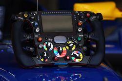 Руль Sauber C34