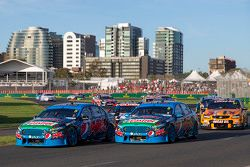 Start: Mark Winterbottom, Prodrive Racing Avustralya Ford
