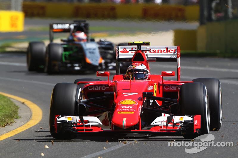 Sebastian Vettel, Ferrari SF15-T –Australia 2015–: 3º