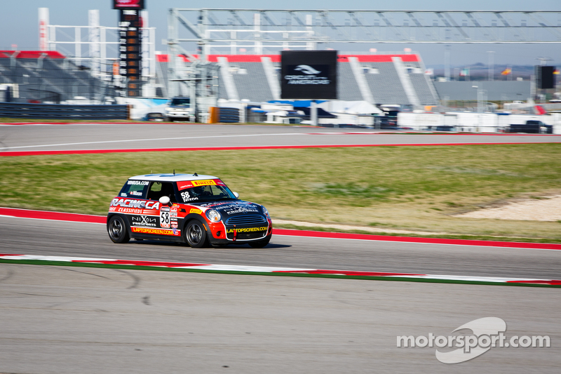 #58 Racing.ca MINI Cooper: Glenn Nixon