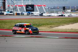 #59 Racing.ca, MINI Cooper: Wei Lu
