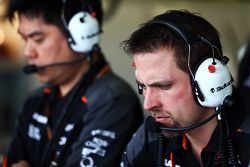 Mark Gray, Sahara Force India F1 Team