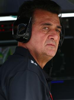 Federico Gastaldi, Vice-Team Principal Lotus F1 Team