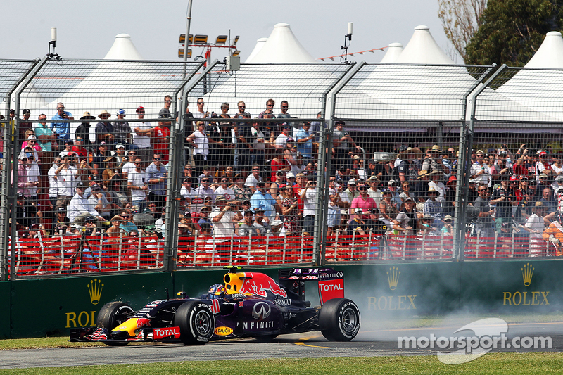 Гран При Австралии, 15 марта 2015 года
