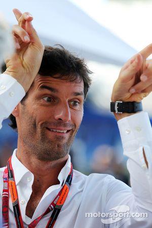 Mark Webber, Porsche Team WEC piloto