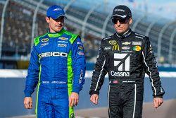 Casey Mears, Germain Racing, Chevrolet, Jamie McMurray, Ganassi Racing, Chevrolet