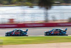 Mark Winterbottom, Prodrive corse in Australia Ford, Chaz Mostert, Prodrive corse in Australia Ford