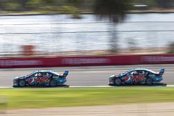 Mark Winterbottom, Prodrive Racing Australia Ford, Chaz Mostert, Prodrive Racing Australia Ford