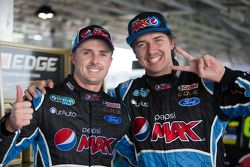 1. Mark Winterbottom, Prodrive Racing Australia, Ford, und Chaz Mostert, Prodrive Racing Australia,