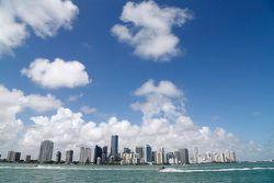 Une vue de Miami