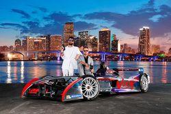 Jaime Alguersuari en Sam Bird, Virgin Racing