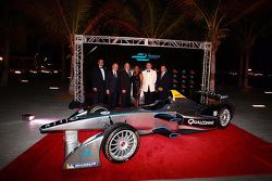 Вечеринка Formula E