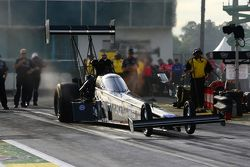 Brittany Fuerza, John Force Racing