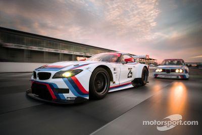 BMW Team RLL Z4 GTLM Sebring livery onthulling