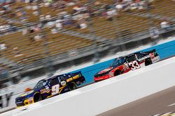 Chase Elliott, JR Motorsports Chevrolet, Ty Dillon, Richard Childress Racing Chevrolet